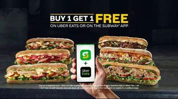 Subway App TV Spot, 'BOGO Footlongs'