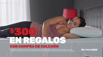 Mattress Firm TV Spot, 'Un descanso perfecto' [Spanish] - Thumbnail 5