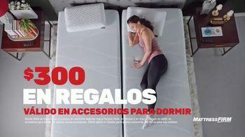 Mattress Firm TV Spot, 'Un descanso perfecto' [Spanish] - Thumbnail 6