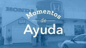 Honda Evento de Primavera el Garaje de Tus Sueños TV Spot, 'Momentos de ayuda: el garaje' [Spanish] [T2] - Thumbnail 2