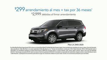 Honda Evento de Primavera el Garaje de Tus Sueños TV Spot, 'Momentos de ayuda: el garaje' [Spanish] [T2] - Thumbnail 8