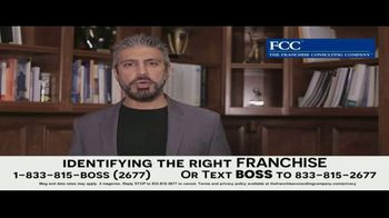 The Franchise Consulting Company TV Spot, 'Identify the Right Franchise' - Thumbnail 2