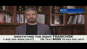 The Franchise Consulting Company TV Spot, 'Identify the Right Franchise' - Thumbnail 4