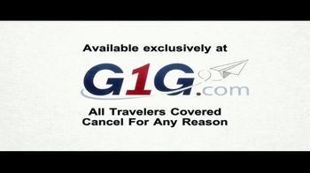 G1G TV Spot, 'Don't Travel Without It' - Thumbnail 3