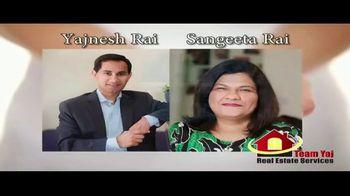 Yajnesh Rai Real Estate TV Spot, 'Thinking of Selling Your Home?' - Thumbnail 2