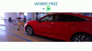 Honda TV Spot, 'Worry-Free Service: Spring Into Action'  [T2] - Thumbnail 2