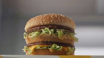 McDonald's Big Mac TV Spot, 'Hay tres tamaños' [Spanish] - Thumbnail 1
