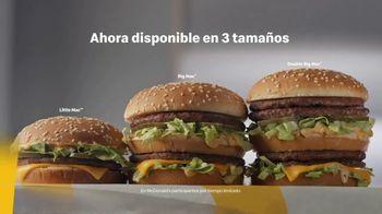 McDonald's Big Mac TV Spot, 'Hay tres tamaños' [Spanish] - Thumbnail 6