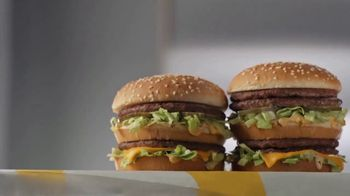 McDonald's Big Mac TV Spot, 'Hay tres tamaños' [Spanish] - Thumbnail 3