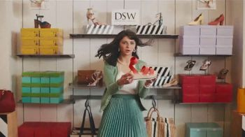 DSW TV Spot, \'Experience the Joy of a Good Deal\'