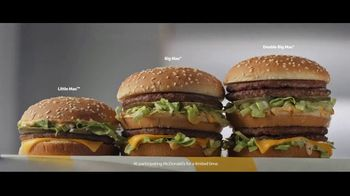 McDonald's Big Mac TV Spot, 'Haven't Had a Big Mac' - Thumbnail 10