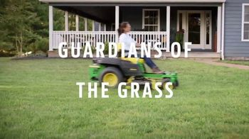 John Deere Mowers TV Spot, 'Navigators of the Turf' - 1029 commercial airings