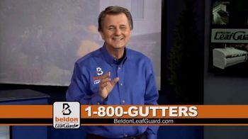 Beldon LeafGuard $99 Installation Sale TV Spot, 'Spill' - Thumbnail 8