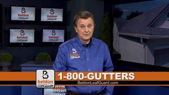 Beldon LeafGuard $99 Installation Sale TV Spot, 'Spill'