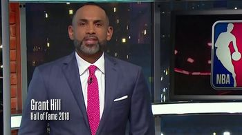 NBA TV Spot, 'Staying Healthy Takes Teamwork' Featuring Grant Hill - Thumbnail 2