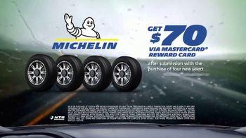 National Tire & Battery TV Spot, 'Michelin: $70 Off + Oil Change' - Thumbnail 7