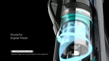 Bissell ICONpet Cordless Vacuum TV Spot, 'Inspired by Our Pets: $150 Off' - Thumbnail 6