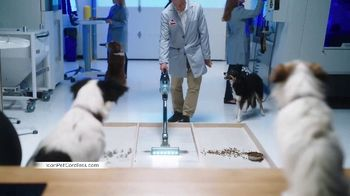 Bissell ICONpet Cordless Vacuum TV Spot, 'Inspired by Our Pets: $150 Off' - Thumbnail 7