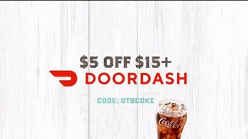 On The Border Mexican Grill and Cantina TV Spot, 'DoorDash: $5 Off' - Thumbnail 8