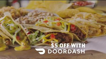 On The Border Mexican Grill and Cantina TV Spot, 'DoorDash: $5 Off'
