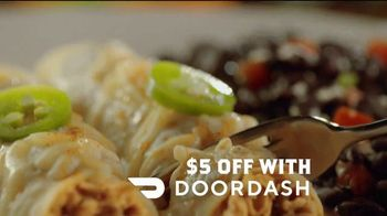 On The Border Mexican Grill and Cantina TV Spot, 'DoorDash: $5 Off' - Thumbnail 3
