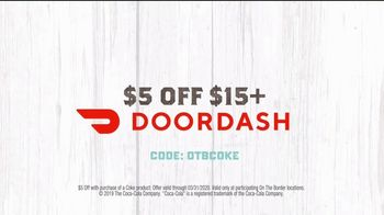 On The Border Mexican Grill and Cantina TV Spot, 'DoorDash: $5 Off' - Thumbnail 7
