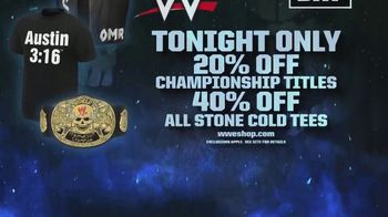 WWE Shop TV Spot, 'Celebrate 3:16 Day' - Thumbnail 5