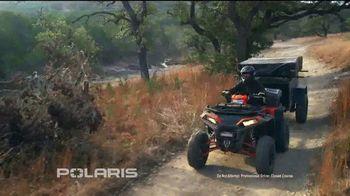 Polaris Spring Sales Event TV Spot, 'Draining the Bucket List' - Thumbnail 4