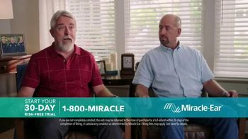 Miracle-Ear TV Spot, 'Ben & Bobby: 30 Day Trial' - Thumbnail 2