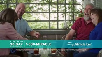 Miracle-Ear TV Spot, 'Ben & Bobby: 30 Day Trial' - Thumbnail 6