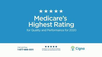 Cigna Medicare Advantage Plan TV Spot, 'Second Chances' - Thumbnail 3