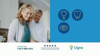 Cigna Medicare Advantage Plan TV Spot, 'Second Chances' - Thumbnail 5