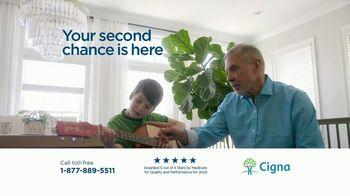 Cigna Medicare Advantage Plan TV Spot, 'Second Chances' - Thumbnail 7