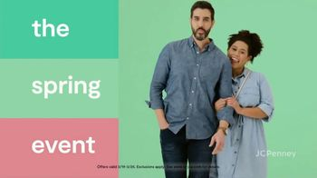 JCPenney Spring Event TV Spot, 'Doorbusters'