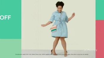 JCPenney Spring Event TV Spot, 'Doorbusters' - Thumbnail 5