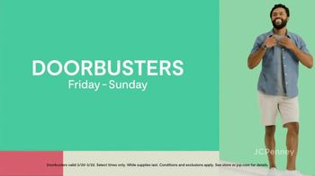 JCPenney Spring Event TV Spot, 'Doorbusters' - Thumbnail 6