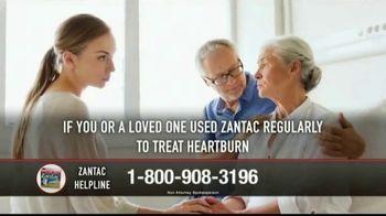 Zantac Helpline TV Spot, 'Zantac Cancer Contaminants' - Thumbnail 3