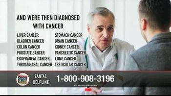 Zantac Helpline TV Spot, 'Zantac Cancer Contaminants' - Thumbnail 4