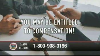 Zantac Helpline TV Spot, 'Zantac Cancer Contaminants' - Thumbnail 5