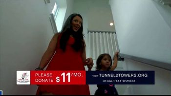 Stephen Siller Tunnel to Towers Foundation TV Spot, 'Honor the Heroes' Featuring Conor McGregor - Thumbnail 3