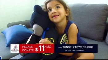 Stephen Siller Tunnel to Towers Foundation TV Spot, 'Honor the Heroes' Featuring Conor McGregor - Thumbnail 6
