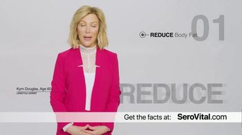 SeroVital TV Spot, 'Look Decades Younger'