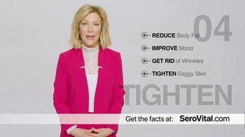 SeroVital TV Spot, 'Look Decades Younger'