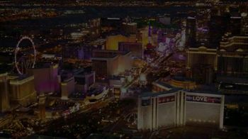 Visit Las Vegas TV Spot, 'The Only Thing That Matters to Us Is ... YOU'
