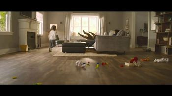 Lumber Liquidators TV Spot, 'Water-Resistant Laminate & Hardwoods' Song by Electric Banana