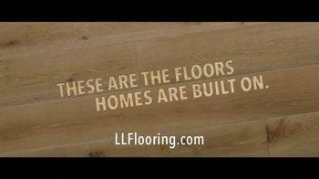 Lumber Liquidators TV Spot, 'Water-Resistant Laminate & Hardwoods' Song by Electric Banana - Thumbnail 8