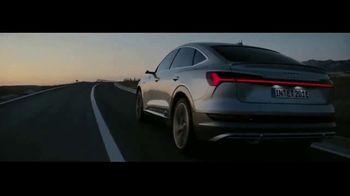 Audi e-tron Sportback TV Spot, 'Unleashed' [T1] - Thumbnail 9