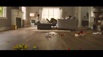 Lumber Liquidators TV Spot, 'Waterproof Vinyl and Hardwood: 15 Percent Off' Song by Electric Banana