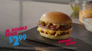 Sonic Drive-In Jr. Double Stack TV Spot, 'You Feel That' - Thumbnail 10