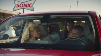 Sonic Drive-In Jr. Double Stack TV Spot, 'You Feel That' - Thumbnail 2